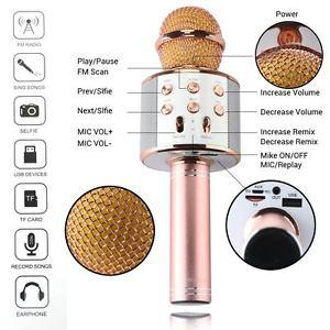 """Караоке-микрофоны с колонкой всего за 49,90 руб. в интернет-магазине """"Lamantin.by"""""""