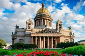 Увлекательный тур в Санкт-Петербург от 231 руб/до 5 дней