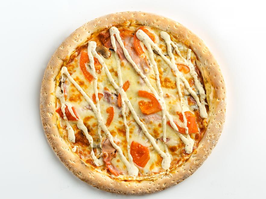Пицца на вынос или с доставкой от 1pizza.by со скидкой всего от 6,75 руб/от 550 г