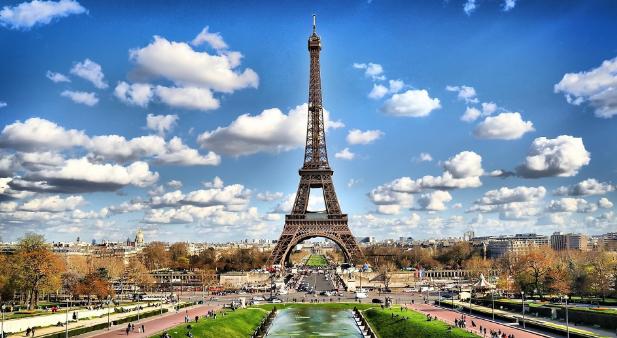 """Тур """"Мюнхен - Париж - Брюссель"""" от 500 руб/7 дней"""