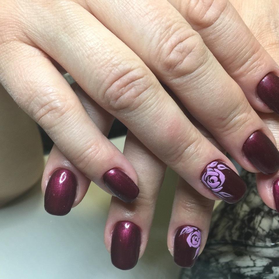 """Маникюр + долговременное покрытие,  наращивание ногтей от 11 руб. в студии красоты """"Lime"""""""
