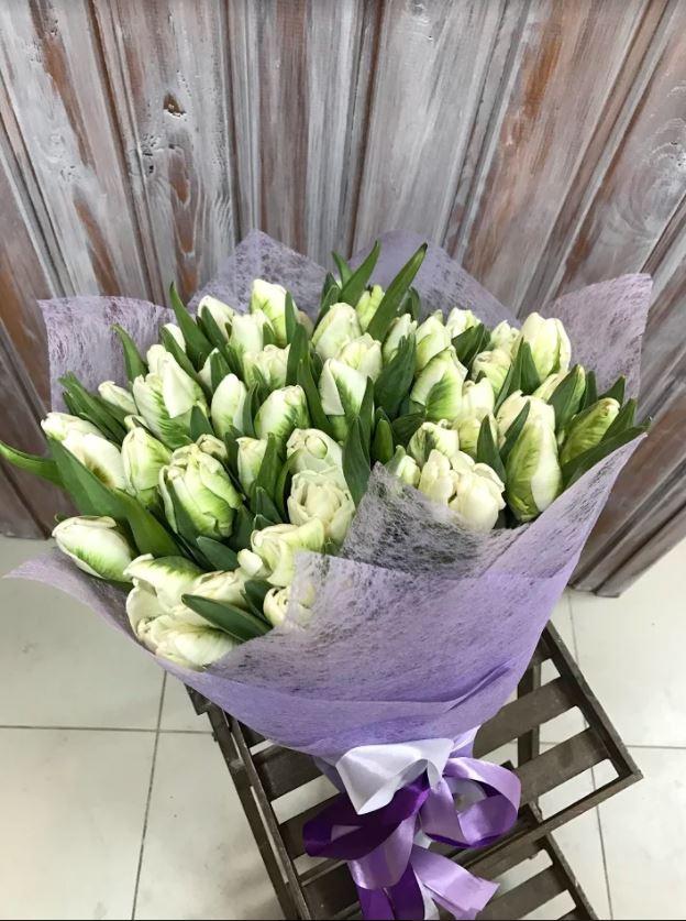 Тюльпаны из Голландии, Польши всего от 1,70 руб/шт.