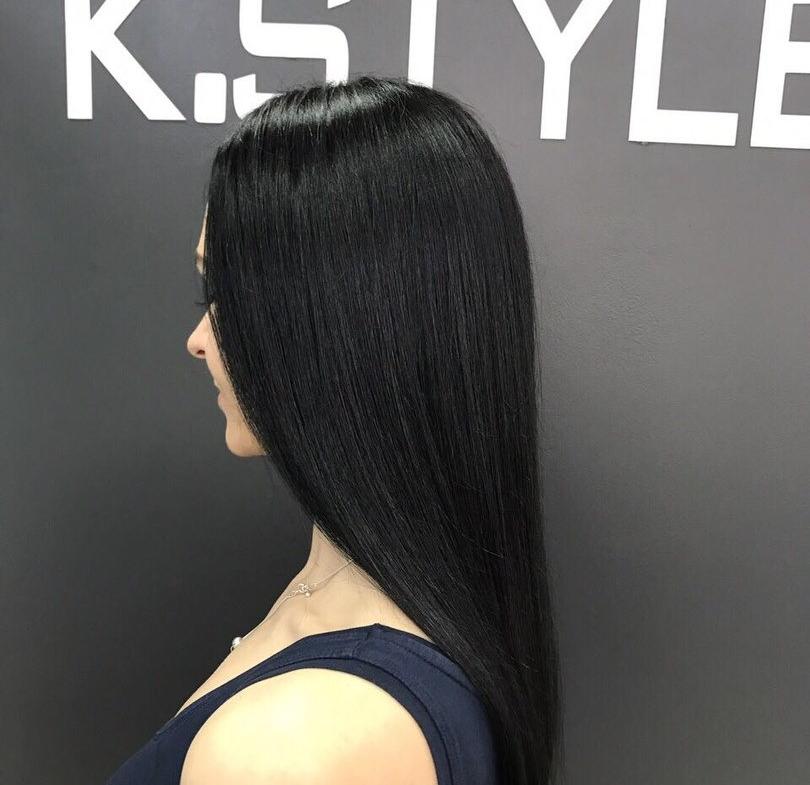 Шок-терапия для волос на выбор + горячая стрижка всего от 18,50 руб.