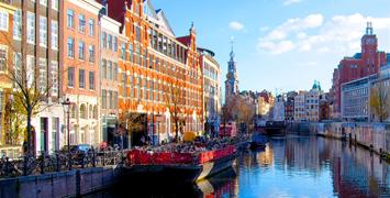 """Тур """"Каникулы в Европе: Гамбург - Амстердам - Ганновер"""" от 396 руб/5 дней. Один ночной переезд!"""