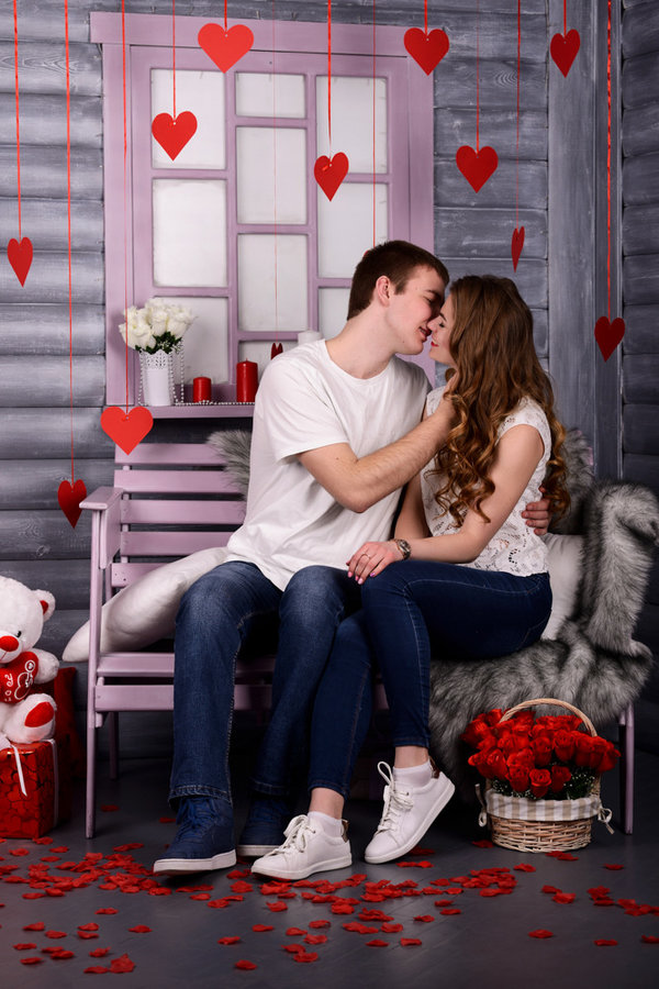 Фотосессия в студии: свадебная, детская, семейная, портретная, история любви от 55 руб/час