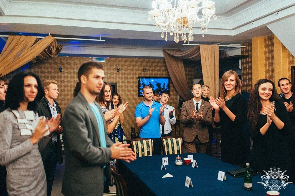 "Игра ""Мафия"" в маф-клубе ""Mafia Vero"" от 6 руб/чел."