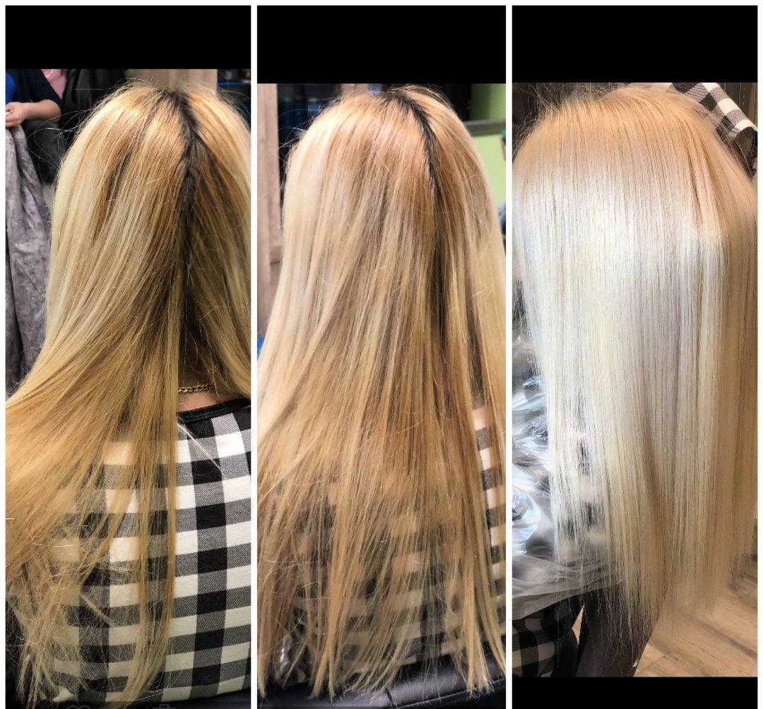 """Кератиновое выпрямление, лечение, комплексы, стрижка, восстановление, полировка волос от 9 руб. в """"Time of style"""""""