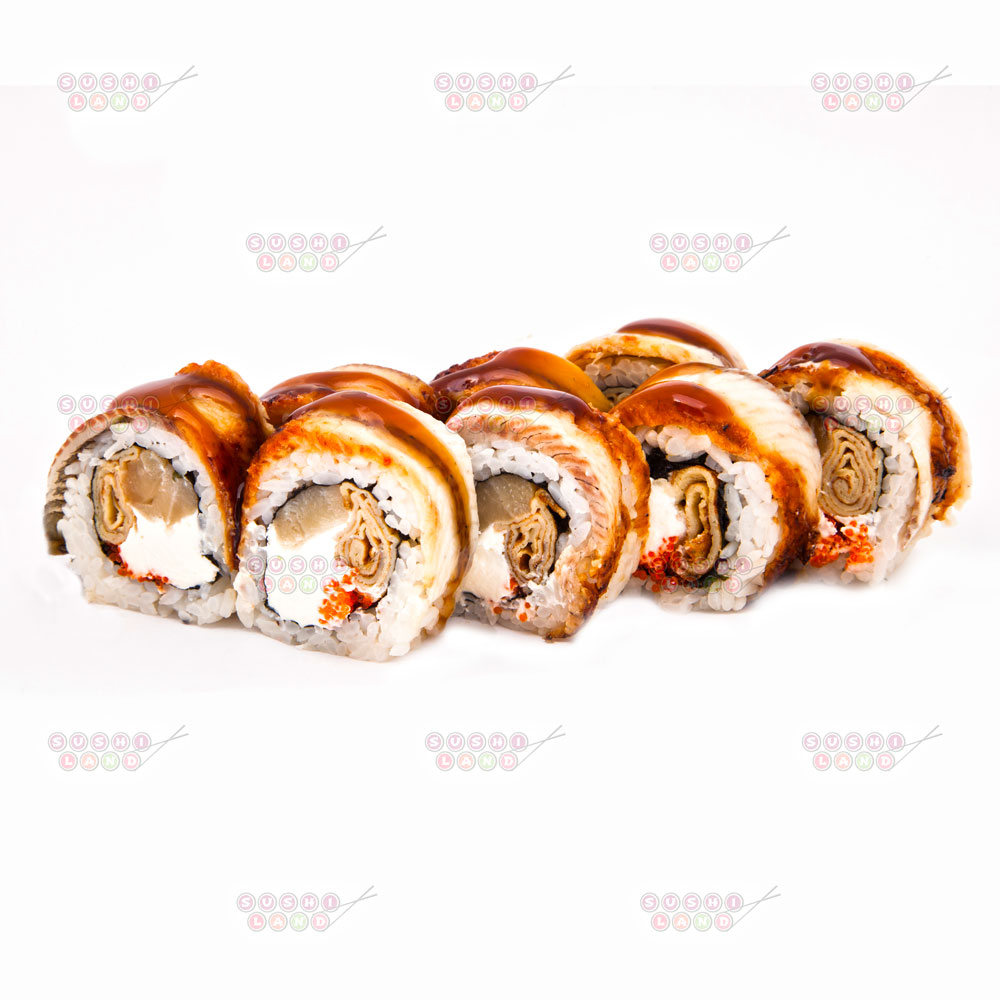 Суши от Sushiland со скидкой 50%