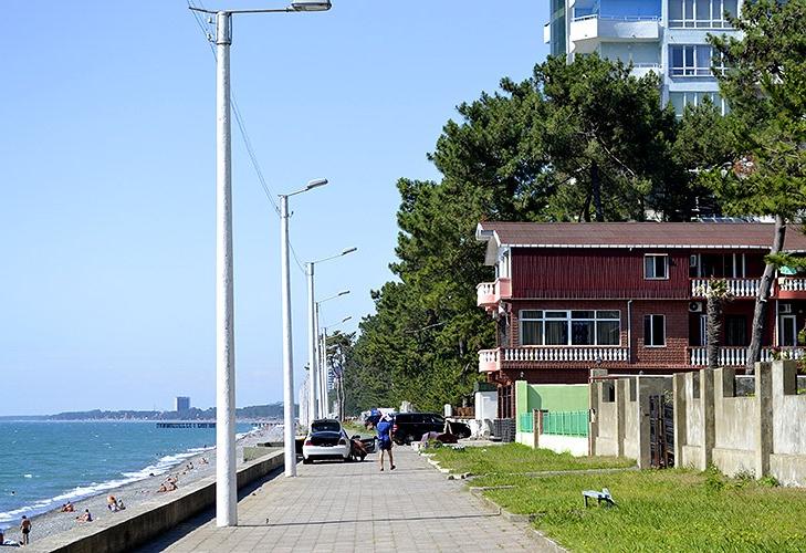Автобусный тур в Грузию с отдыхом на море в Кобулети всего от 507 руб/16 дней