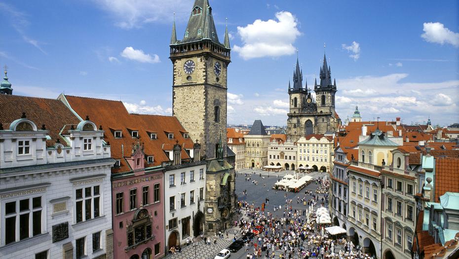 Экскурсионный тур в Словакию всего за 205 руб/5 дней