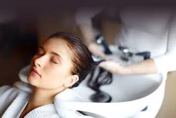 """Стрижка, окрашивание, термокератин, полировка, SPA-уходы для волос от 8 руб. в студии красоты """"Три-А"""""""