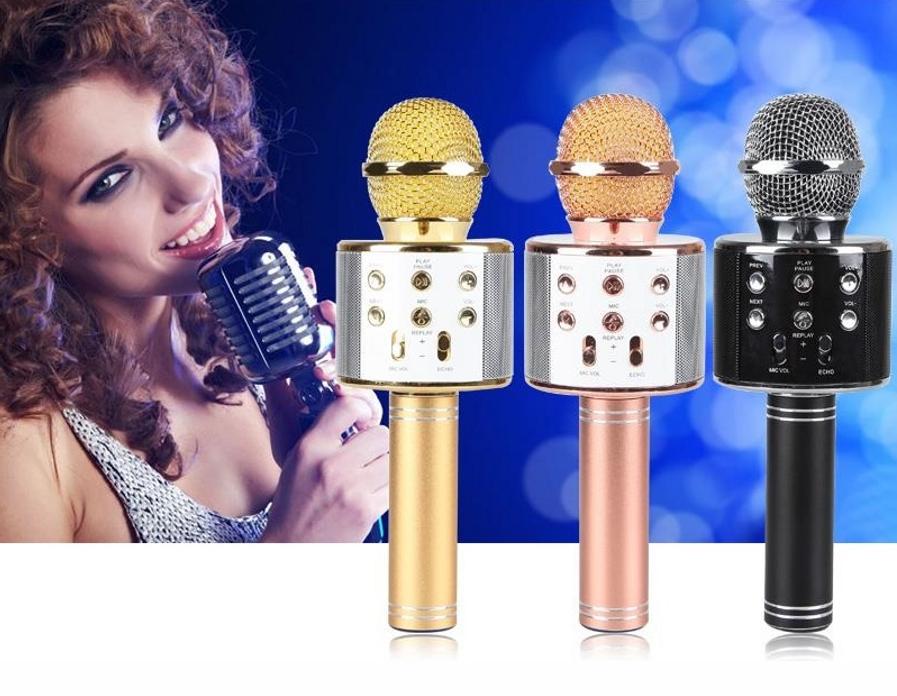 """Беспроводной микрофон для караоке и другие подарки от магазина """"DariPodarki.by"""" от 9 руб."""