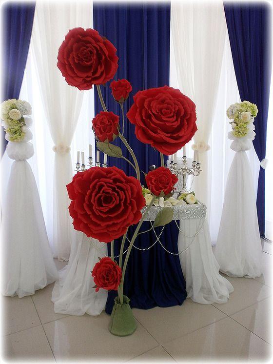 Оформление свадеб, банкетов, выпускных со скидкой до 50%