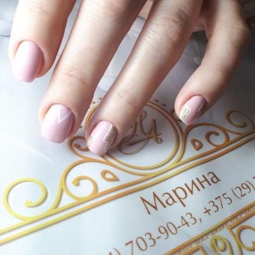 Мужской/женский маникюр, педикюр, долговременное покрытие, укрепление ногтей от 5 руб. + снятие бесплатно!