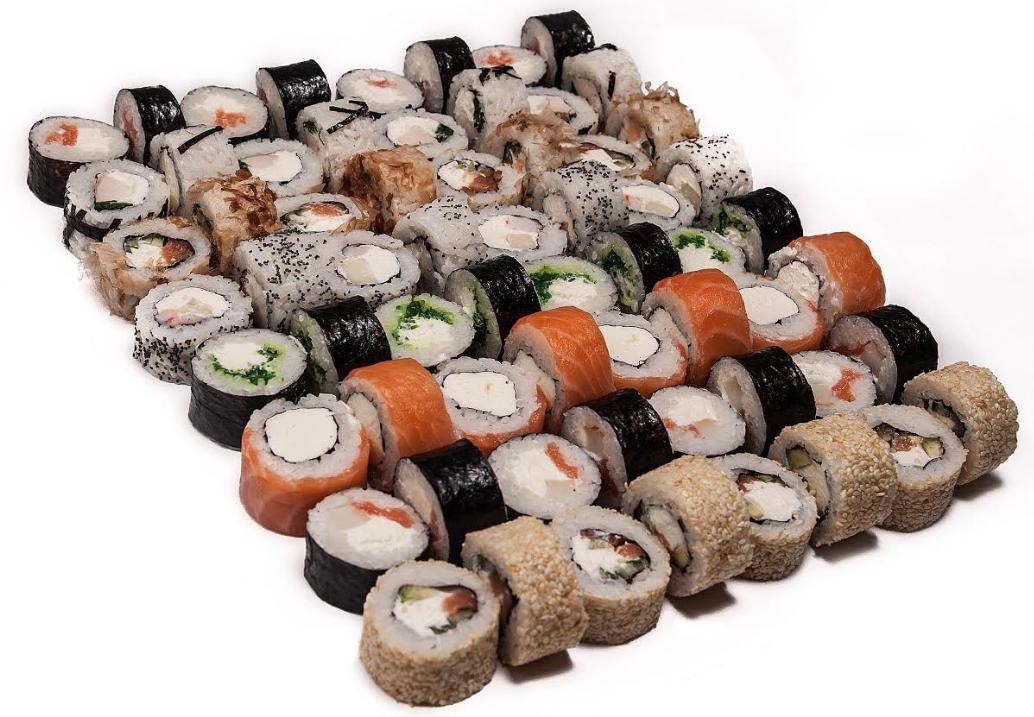 """Cуши-сеты от """"Sushi Noris"""" со скидкой до 60%"""