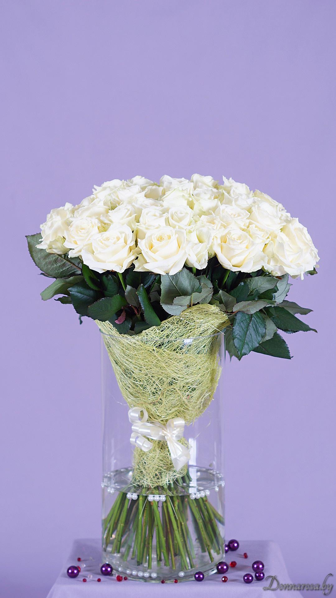 Чудесные букеты из роз от производителя всего от 1,57 руб/шт.