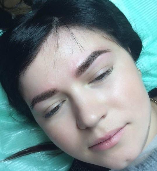 Перманентный макияж от 15 руб.