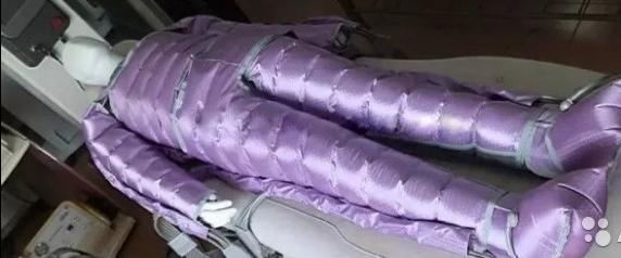 Прессотерапия, миостимуляция, занятия в инфракрасном одеяле от 5 руб.