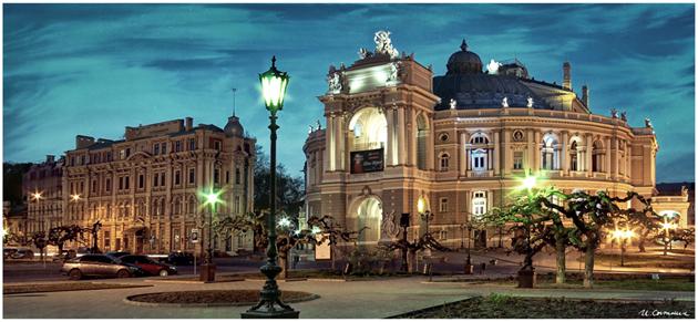 """Тур """"Неделя на море. Встречай, Одесса!"""" всего от 307 руб/5 дней с турагентством """"Технотурсервис"""""""