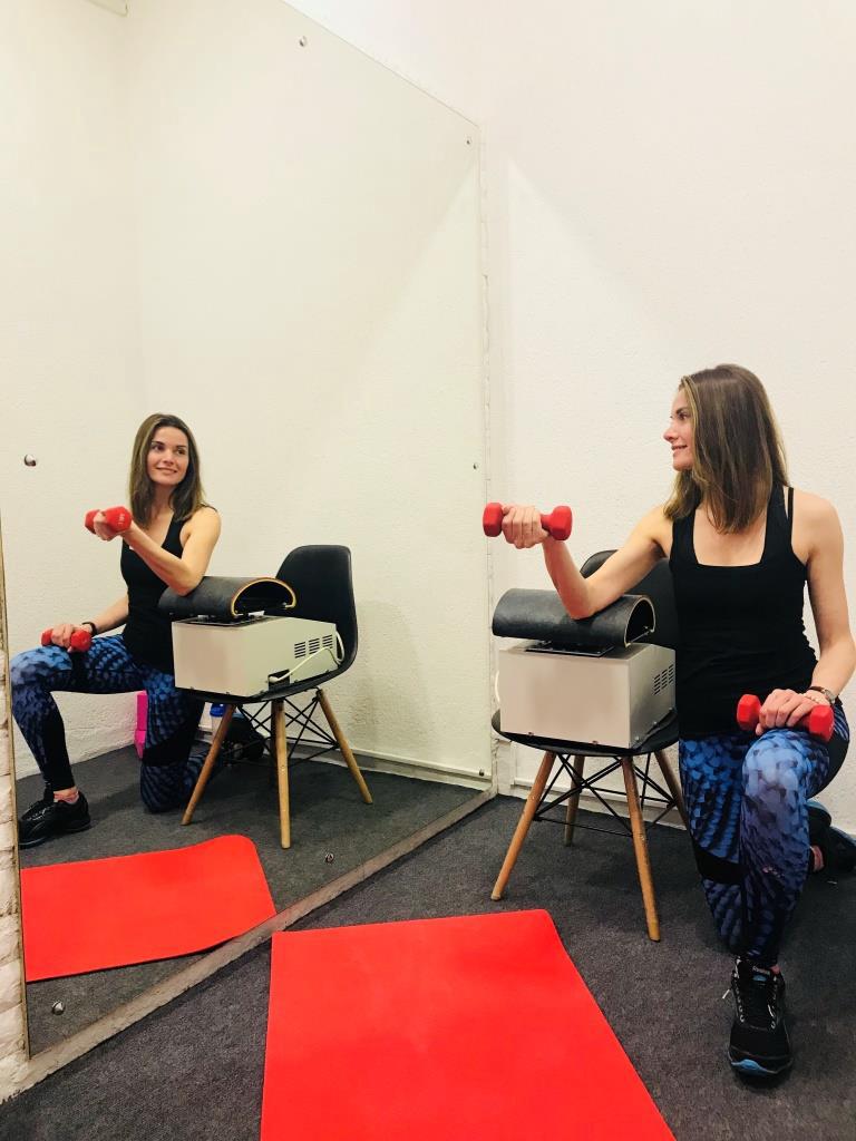БМС тела и лица (аппарат Назарова), пилатес, инфракрасные штаны от 3,99 руб/сеанс + 2 занятия на фитнес в подарок!