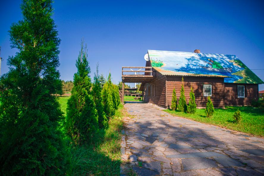 Аренда дома на Браславских озерах от 12,50 руб/чел/сутки