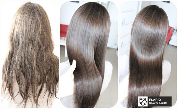 Термострижка ножницами нового поколения + лечение и уход за волосами от 19 руб.