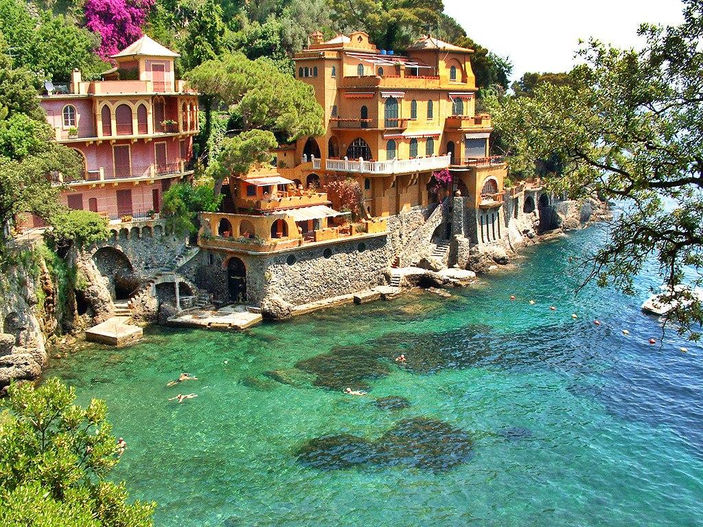 Два тура в Германию и Италию с отдыхом на Лигурийском побережье от 550 руб/8 дней