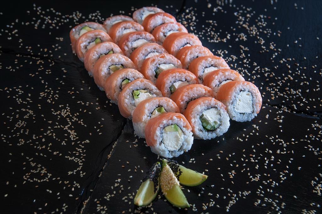 """18 суши-сетов от """"Территория Суши"""" от 19 руб/до 1850 г"""