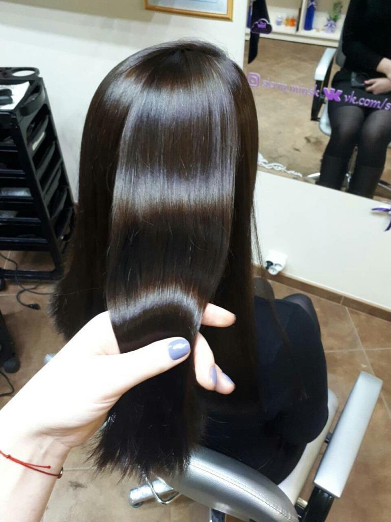 Бразильское выпрямление, окрашивание, лечения волос от 12 руб. + бонус