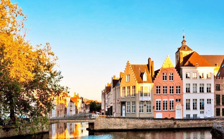 """Тур """"Бельгия и Нидерланды экспресс"""" всего от 668 руб/6 дней с бюро путешествий """"Внешинтурист"""""""