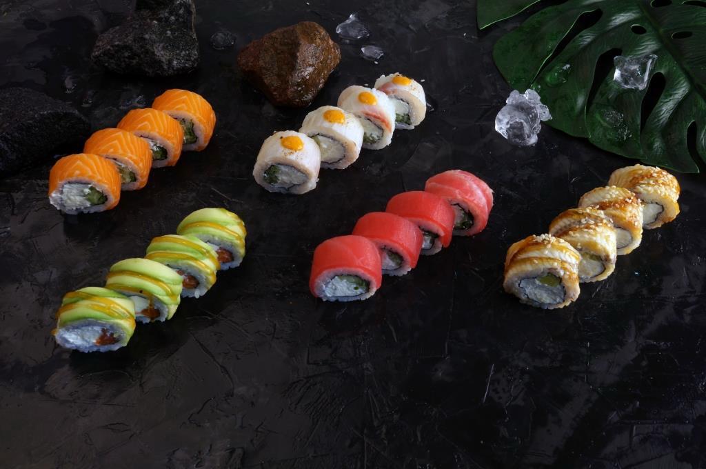 """Суши-сеты от 10,70 руб/от 480 г от """"Mysushi"""""""