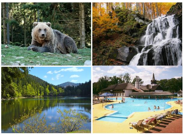 Новые Эко-туры в Карпаты (Косино + о.Синевир + водопад), веселые выходные во Львове от 100 руб/до 5 дней