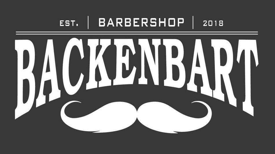 """Мужская и детская стрижка, моделирование усов и бороды, камуфляж седины в барбершопе """"Backenbart"""" от 12,50 руб."""