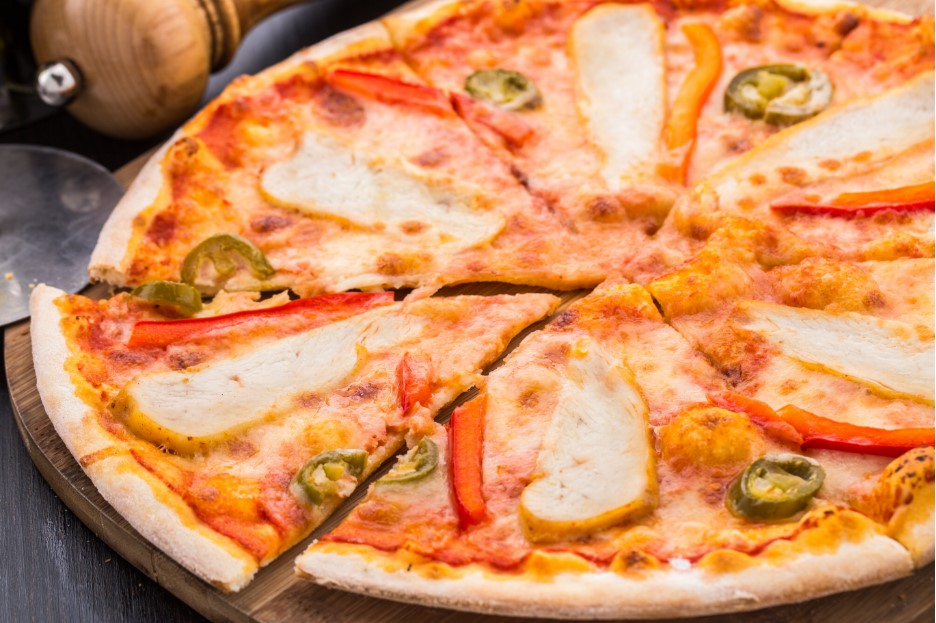 "Пицца, бургер в кафе ""Lilou Cafe"" от 3,75 руб."