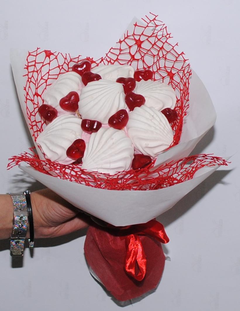 """Оригинальные и вкусные букеты, мужские, женские и детские букеты от 10 руб. от """"Калi ласка"""""""
