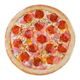 """Пицца, паста, крем-супы, пельмени, блинчики, WOK со скидкой 50% в """"Comedy Cafe"""""""