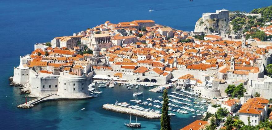 Черногория-Хорватия-Албания (авиа тур) всего от 622 руб/9 дней