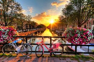 Берлин - Амстердам - Гаага* - Лейден/Делф* - Заансе Сханс и Волендам* - Брауншвейг - ТЦ А10 от 397 руб/ 6 дней. Без ночных переездов!