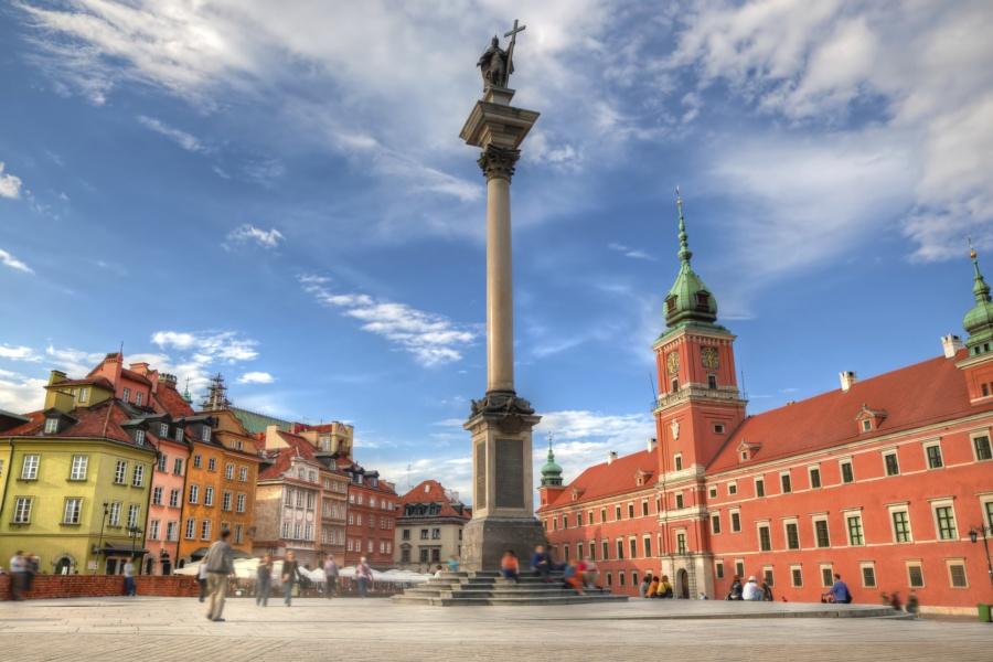 """Тур """"Варшава - Прага - Амстердам"""" от 190 руб/5 дней + бесплатная дегустация голландских сыров!"""