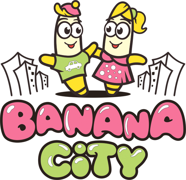 """Посещение детского центра """"Banana city"""" всего за 6 руб."""