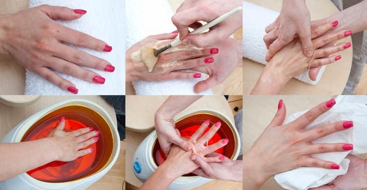 """Маникюр/педикюр + долговременное покрытие, SPA-маникюр, наращивание ногтей, парафинотерапия от 6 руб. в салоне """"Ароша"""""""