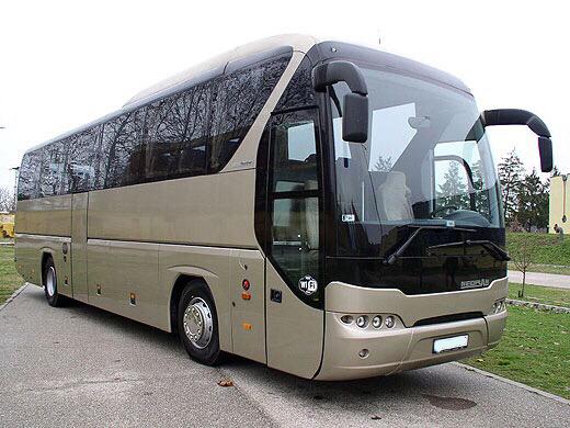 Автобусы Минск - Санкт-Петербург - Минск в одну сторону всего за 35 руб.