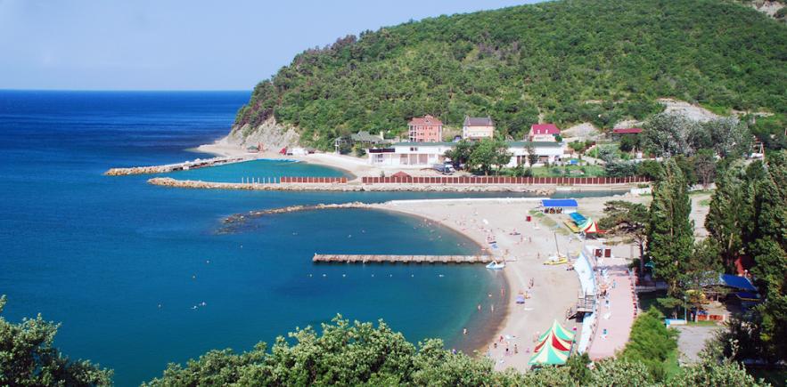 Краснодарский край: проезд до Анапы и Геленджика от 140 руб. в обе стороны