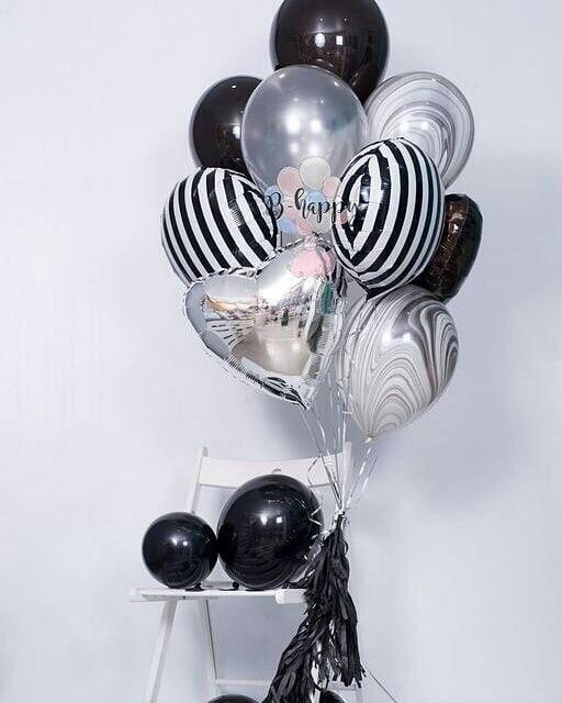 Гелиевые шары от 0,60 руб, светящиеся, светодиодные, фольгированные шарики от 2,50 руб, шары-гиганты от 12 руб.