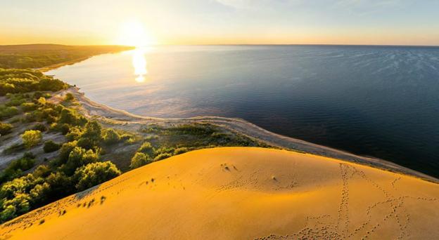 2 тура по Прибалтике: Клайпеда - Паланга - Куршская коса - Миния* от 110 руб/до 4 дней