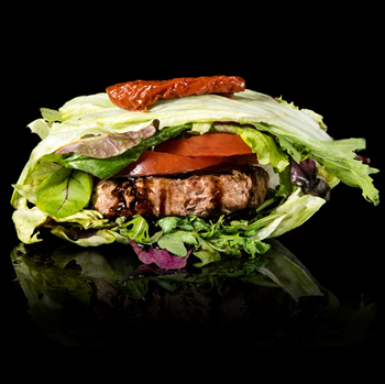 """Бургеры, сеты от 4 руб. в рестобаре """"Шекспир"""""""