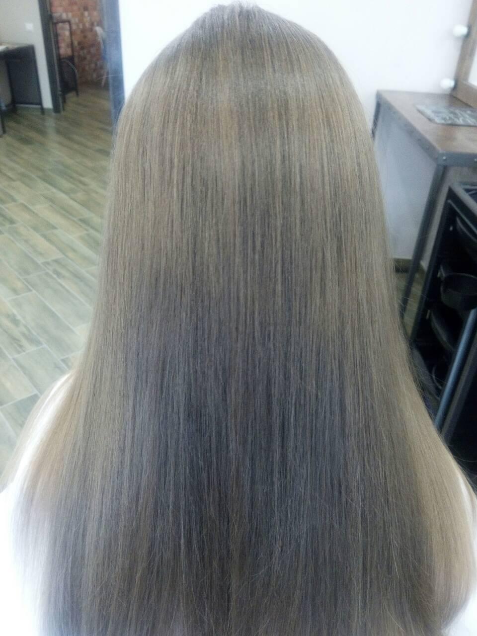 """Стрижка + реконструкция волос, ботокс всего от 30 руб. в студии красоты """"Гримерка"""""""