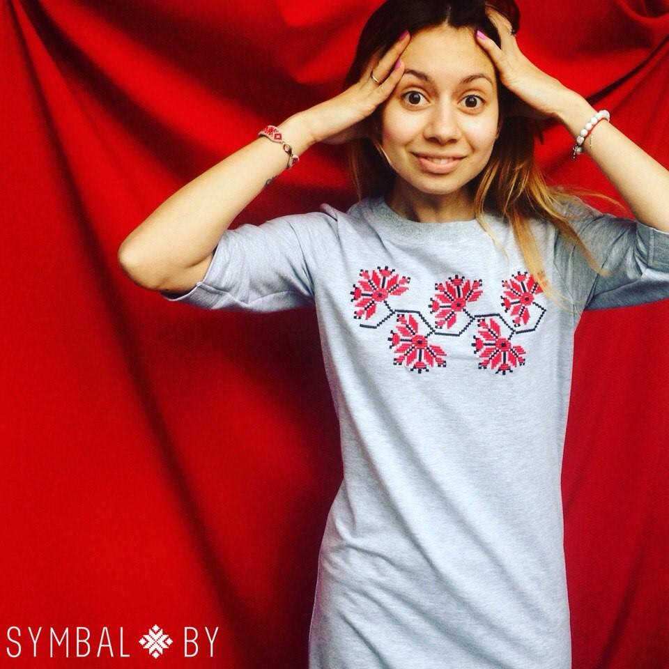 Одежда и подарки в белорусском стиле в магазине Symbal.by со скидкой 20%