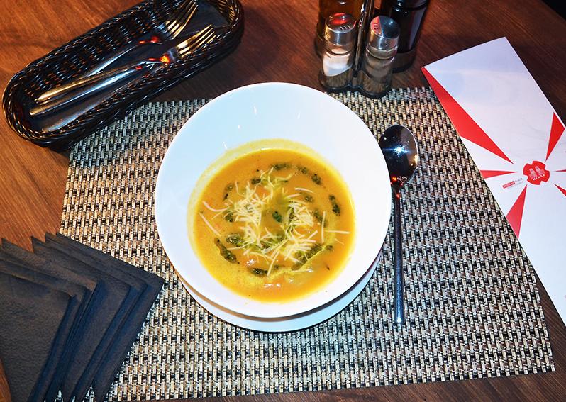 Супы, салат, сет к пенному, сэндвич в Hookah Place Sportivnaya от 3 руб.