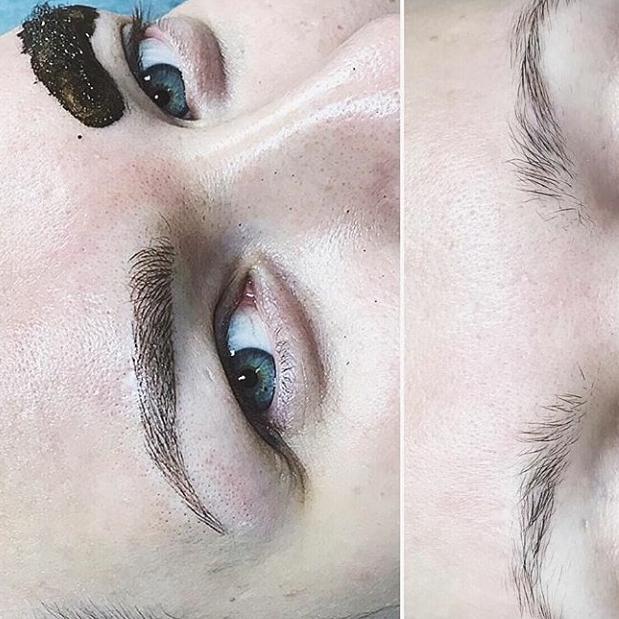 Микроблейдинг, перманентный макияж, удаление татуажа от 60 руб.